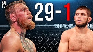 😮 The ONLY way Conor McGregor BEATS Khabib Nurmagomedov!😮