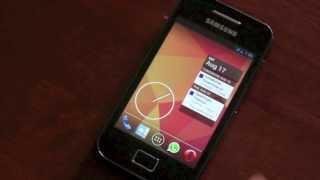 Samsung Galaxy Ace GT-S5830  L  B  T  Android 5 0 (telepítés