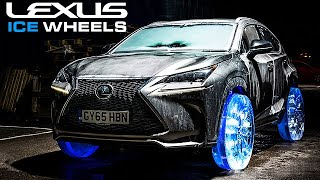 Lexus Made ICE Wheels for it's SUV