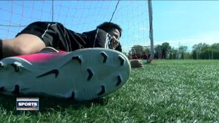 America Scores soccer program helps out students