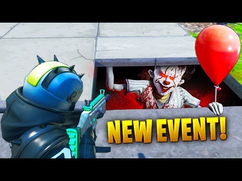 *new event* clown is coming..!! fortnite funny and best moments ep.586