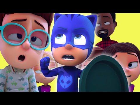 PJ Masks Full Episodes | PJ Masks Season 2 Episode 1 'Moonfizzle Balls' | Cartoons for Kids
