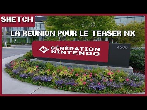 La Réunion pour le Teaser NX