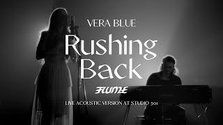 Flume   Rushing Back (feat. Vera Blue) [Live Session]