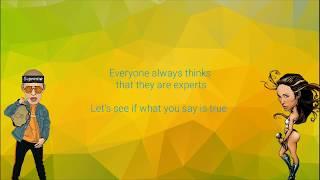 Jennifer Lopez - Bad Bunny - Te Guste   English Subtitle
