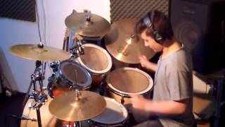 The Surfaris   Wipeout (Drum Cover By Andrei Ivan)