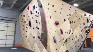 Longmont Climbing Collective Visit From St Vrain Realty