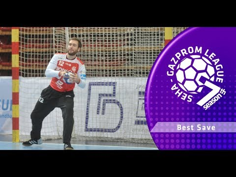 Best Save: Klemen Ferlin (Metalurg vs Gorenje Velenje)