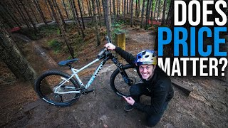 WHAT'S POSSIBLE ON A £700 HARDTAIL MTB??