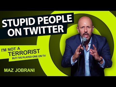 """Stupid People on Twitter"" 
