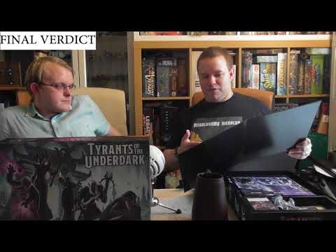 Tyrants Of The Underdark - Final Verdict - The Quest Report