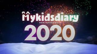 Happy New Year 2020 | My Kids Diary