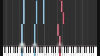 How To Play It Ends Tonight By The All-American Rejects On Piano/keyboard