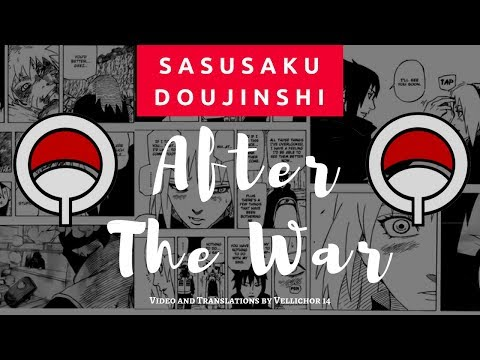 SasuSaku Doujinshi - After the War