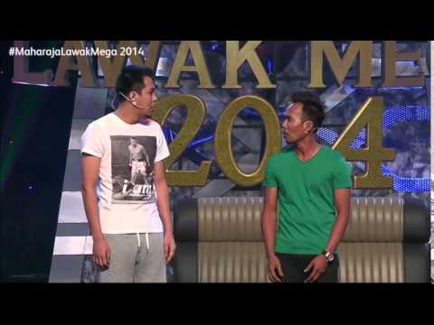 Maharaja Lawak Mega 2014 - Minggu 1