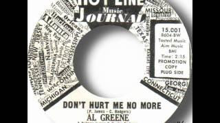 Al Greene - Don't Hurt Me No More.wmv