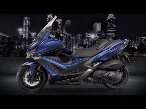 2018 KYMCO XCITING 400i review (The Urban Professional's Maxi New Scooter)