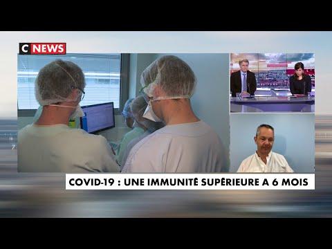 Coronavirus : une immunité supérieure à 6 mois Coronavirus : une immunité supérieure à 6 mois