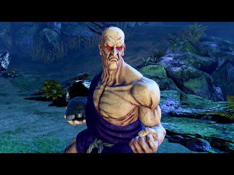 Oro Gameplay Trailer de Street Fighter V: Champion Edition