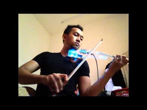 Farkhan - Janji Manismu (Aishah violin cover)
