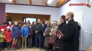 preview picture of video 'Otwarcie świetlicy wiejskiej w Łęgutach - Gmina Gietrzwałd'