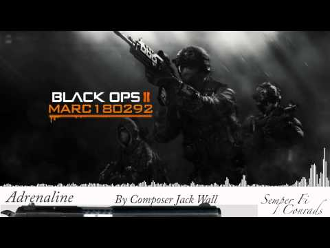 The Sounds And Stylings Of Black Ops II's Kick-Arse Soundtrack