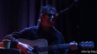 Ian McCulloch-SEVEN SEAS [Echo & The Bunnymen]-Live-Colchester Arts Centre-England-UK-April 28, 2017