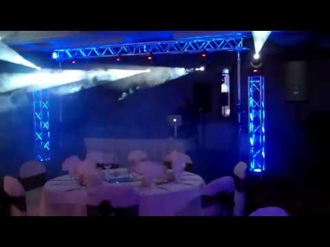 Відео Світло для танцполу 1