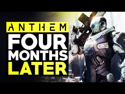 Anthem - 4 Months Later: Is The New Update Going To Be Enough? (Anthem Cataclysm Release)