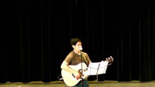 Ai Xiang Sui (cover)  Kenneth Tang Live