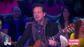 Adam Cohen - We Go Home (Live @ Le Grand 8)