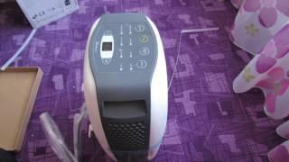 Unboxing Trotec TTK 40 E Air Dehumidifier