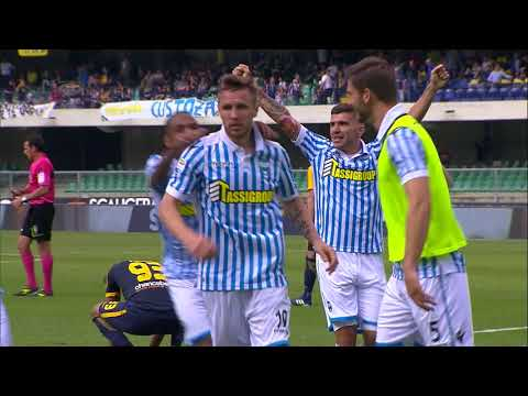 Verona – Spal 1-3 – Magazine – Giornata 35 – Serie A TIM 2017/18
