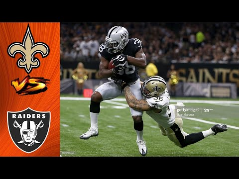 Oakland Raiders vs New Orleans Saints Full Highlights 3rd Qtr | Week 2 | NFL Season 2020