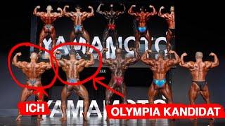 RÜCKEN IST AUF OLYMPIA NIVEAU!!!