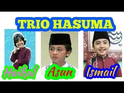 Download Trio HASUMA Kun Anta ~ Haikal Asun Ismail HD Mp4 3GP Video and MP3