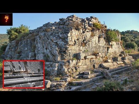 """""""Pre-Flood Mausoleum"""" Found Hidden In Turkey?"""