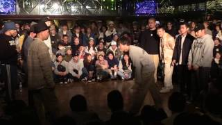 PLB OSAKA 1 vs Murder Ink @ PARTY PARTY vol.4 2017. 3. 3