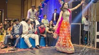 Indian Wedding Dance Performance: Chunnari Chunnari