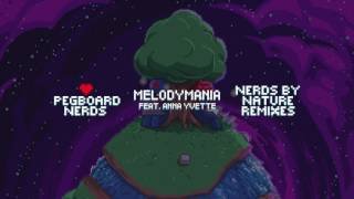 Pegboard Nerds - Melodymania feat. Anna Yvette [Monstercat Release]