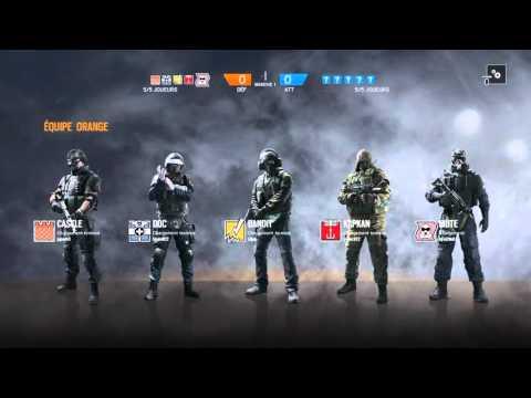 Rainbow Six: Soirée TeamKill