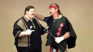 Terry Funk – Fan Wrestling Promo – January 28, 2011