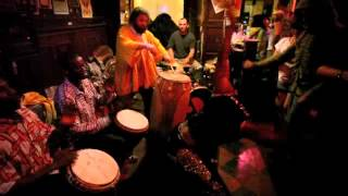 Slyboots Drumming Ensemble 5.12.12 Clip #2