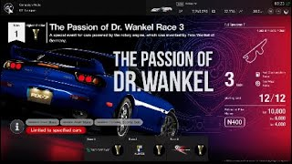 Gran Turismo Sport | GT League Beginner - The Passion of Dr. Wankel