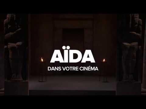 AIDA la reprise du Met Opera - Bande annonce