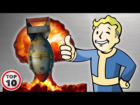 Top 10 Nuclear Bomb Scenes In Video Games
