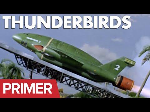 Video trailer för Gerry Anderson Primer: Thunderbirds