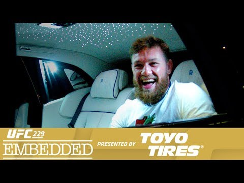 UFC 229 Embedded: Vlog Series - Episode 3