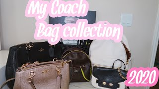 My Coach Bag Collection | 2020