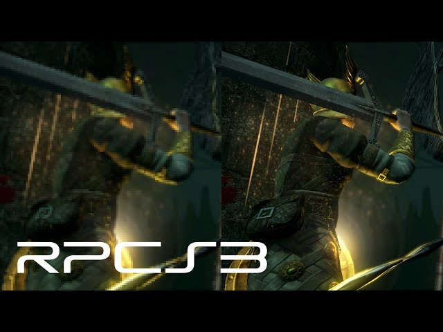 RPCS3 Emulator Runs PS3 Games On 4K, Looks Awesome | SegmentNext